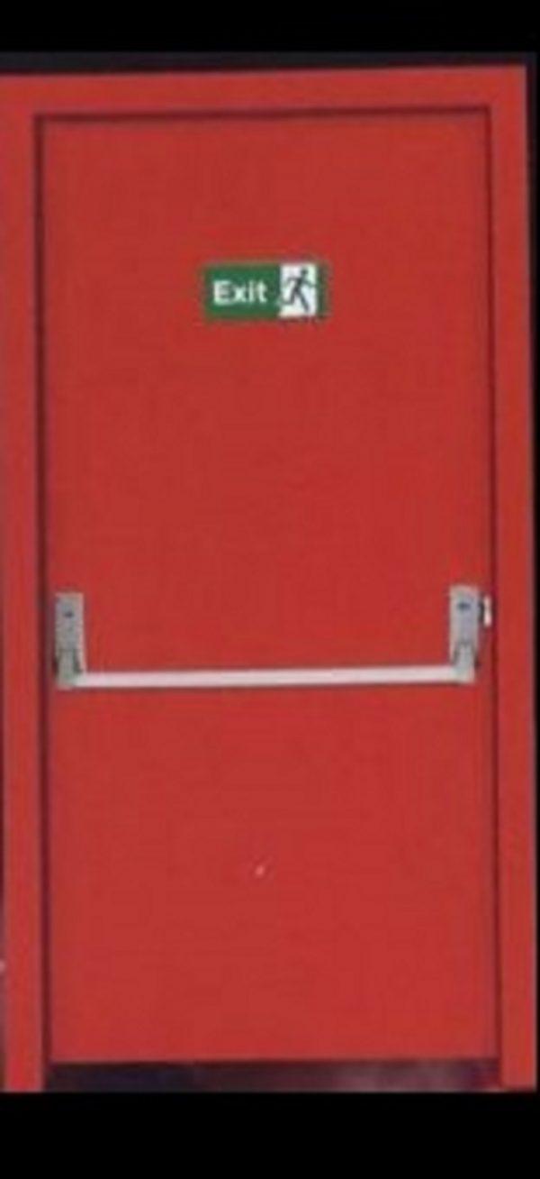 درب ضد حریق at01