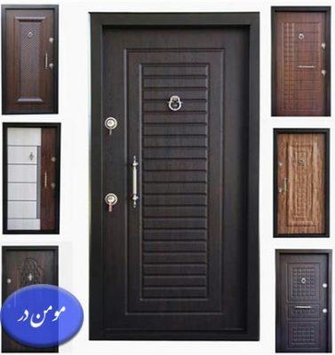 انواع درب ضد سرقت که می توانید انتخاب کنید
