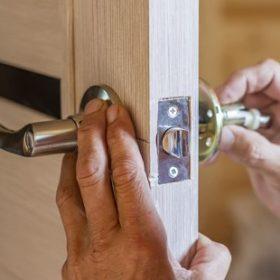 security door lock2